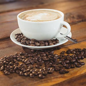 coffee and beans 300