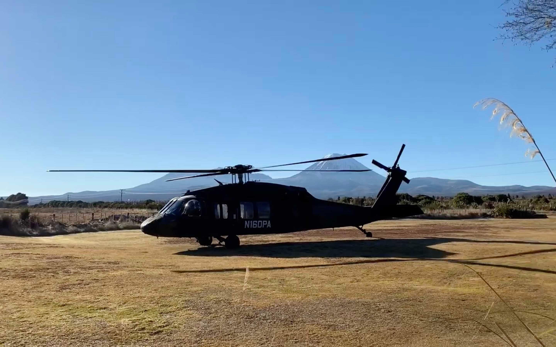 Kahu Black Hawk screen shot II